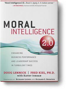 Moral Intelligence 2.0 book by Fred Kiel